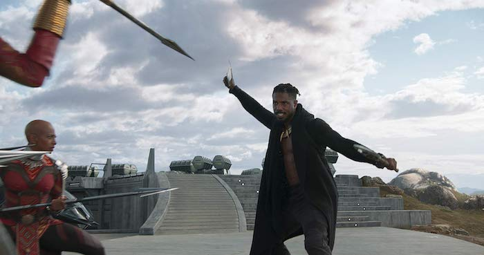 michael b jordan erik killmonger black panther