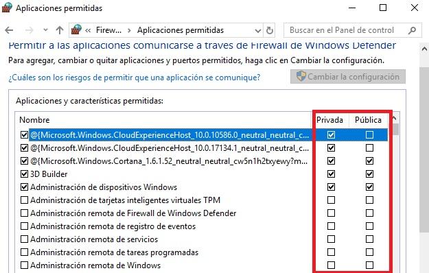 Qué es y cómo funciona el firewall de Windows 10