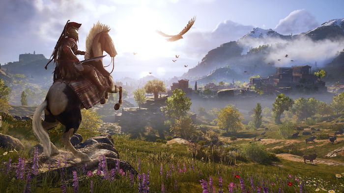 assassins creed odyssey screenshot