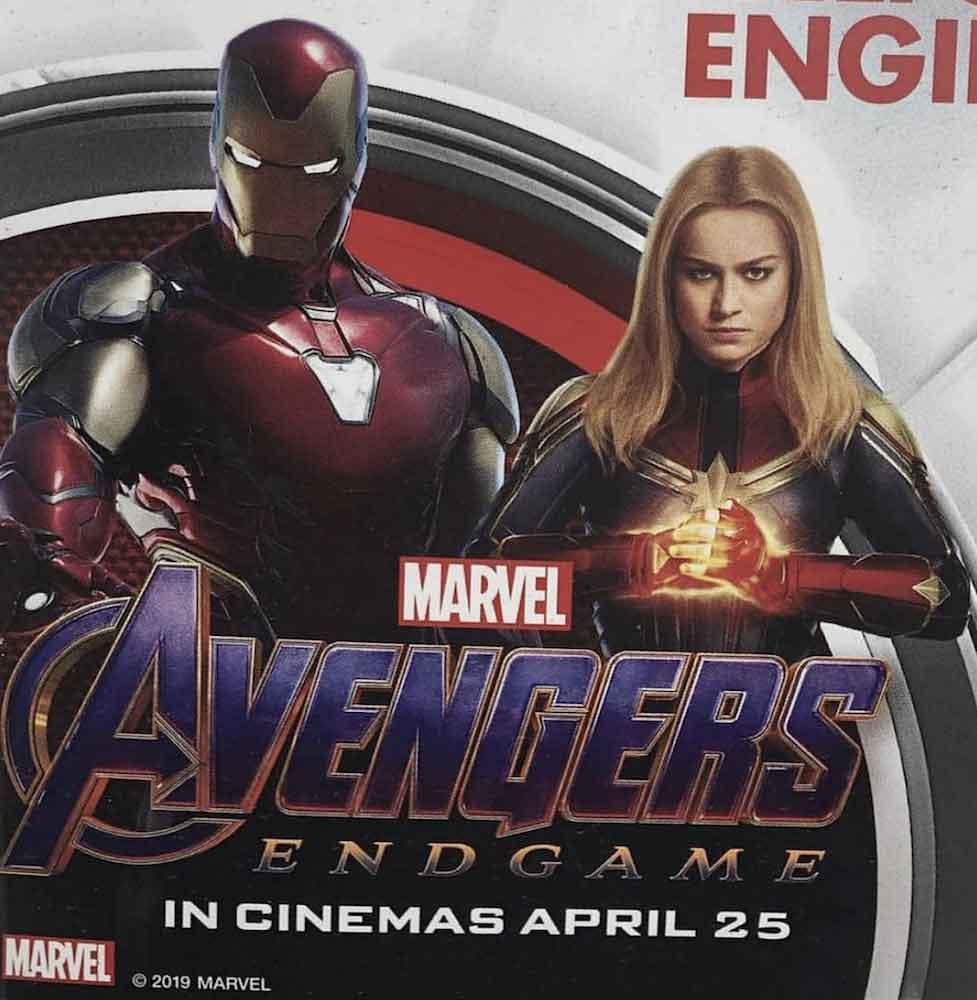 Revela Marvel la sinopsis oficial de Avengers: Endgame