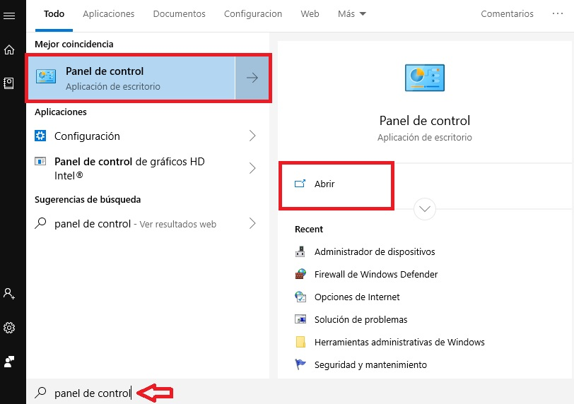 Cómo activar bitlocker en Windows 10