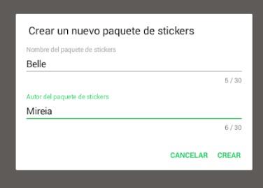 WhatsApp: Cómo crear stickers con Sticker Maker