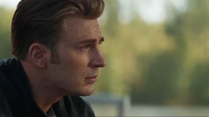 Captain America Tear