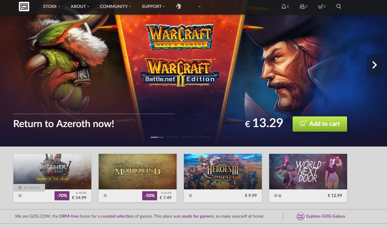 Las mejores páginas para descargar juegos gratis