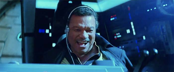 Lando returns