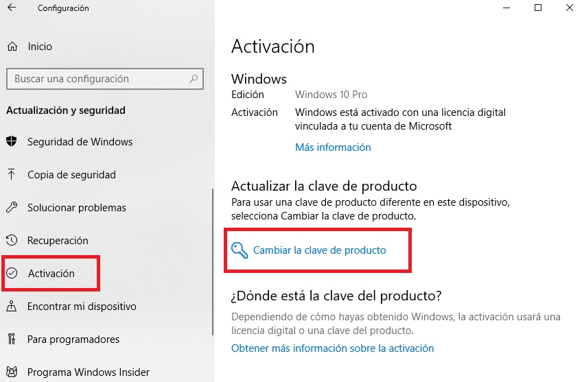"""Solución al error """"Tu licencia de Windows expirará pronto"""""""