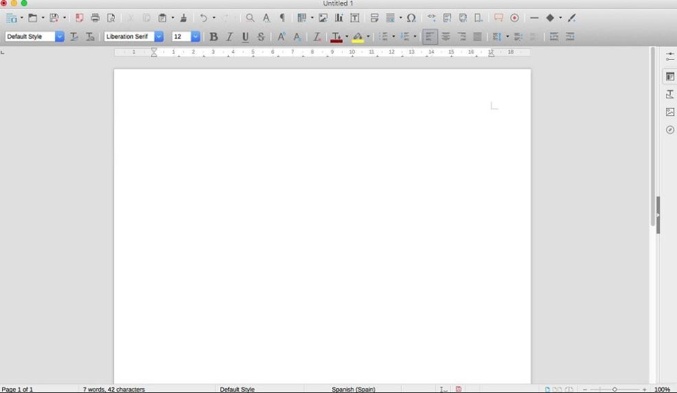 gratis word mac