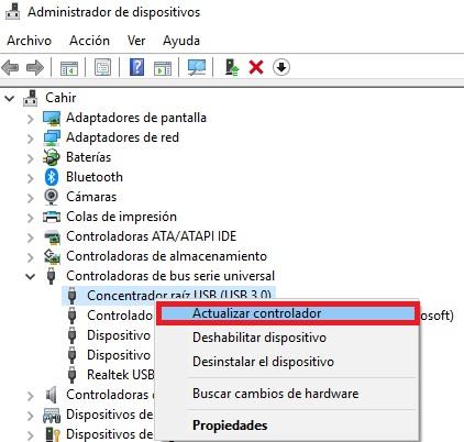 Cómo solucionar el error de solicitud de descriptor de dispositivo