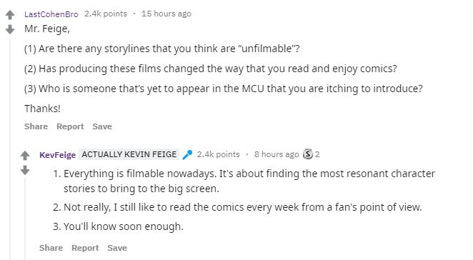 Marvel Studios confirma el regreso del Mandarín