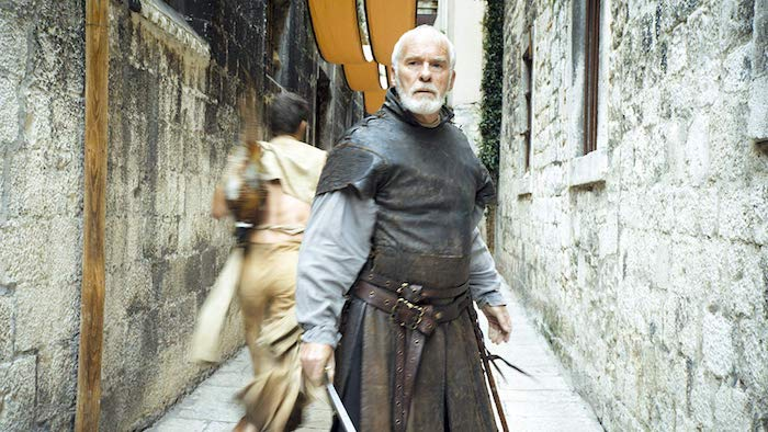 game of thrones barristan selmy death