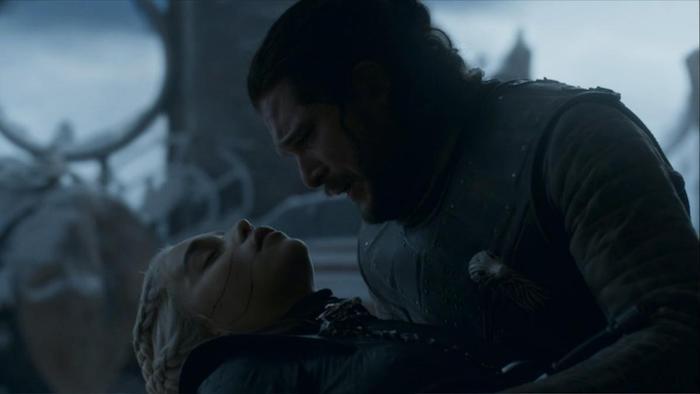 game of thrones daenerys death
