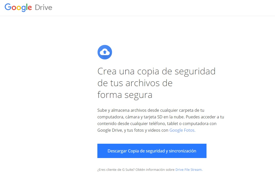 Google Drive: Aprende a sincronizar tu cuenta con tu PC