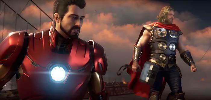 Iron Man Thor