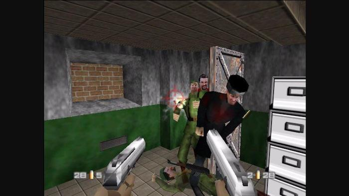 goldeneye 007 game