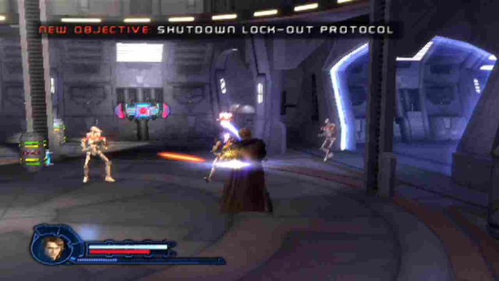 star wars episode 3 revenge of the sith game
