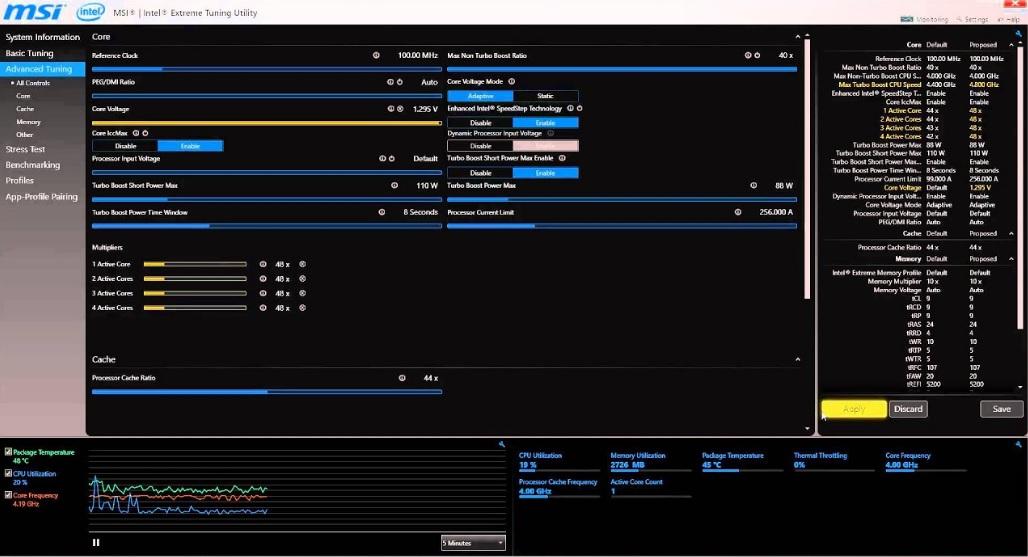Intel Extreme Tuning Utility: Qué es y para qué sirve
