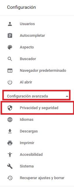 Cómo desactivar las notificaciones de Chrome