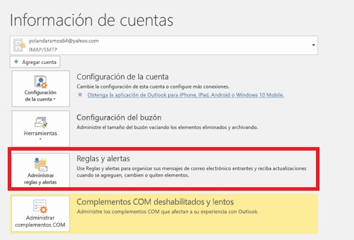 Outlook: Cómo activar las respuestas automáticas