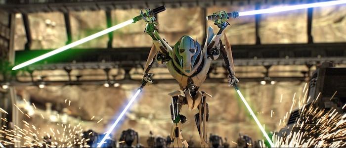 star wars episode 3 general grievous