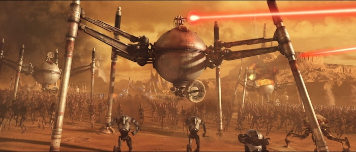 star wars geonosis battle attack of the clones