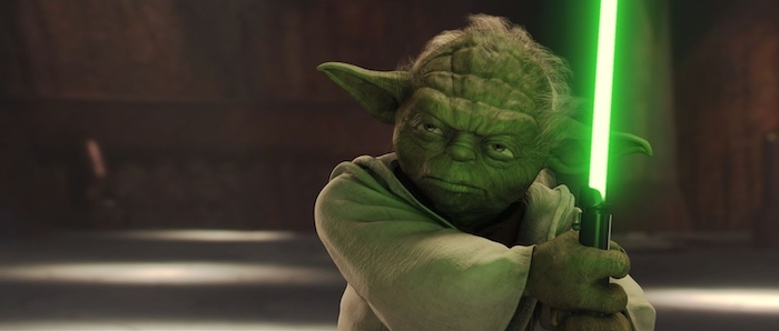 star wars prequels yoda