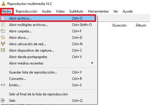 Cómo cortar un vídeo con VLC Media Player