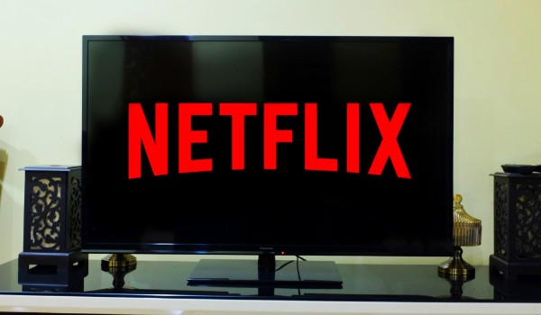 App de Netflix en una Smart TV