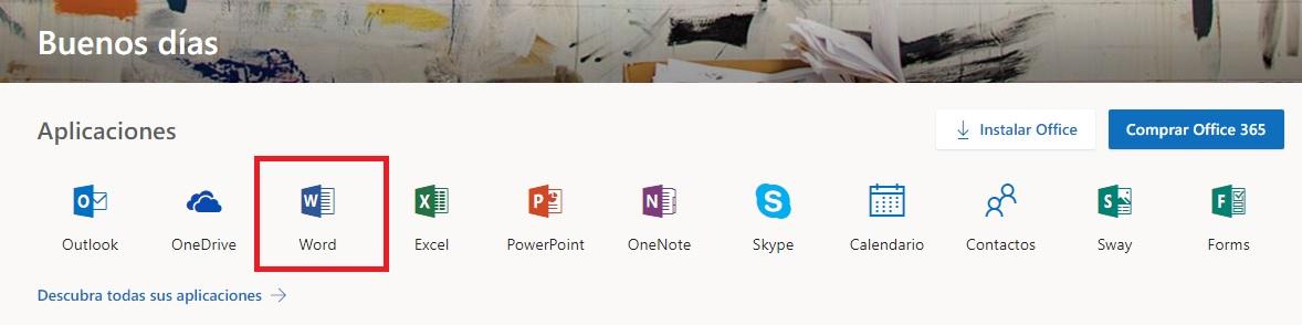 Word Online: El procesador de textos gratis de Microsoft