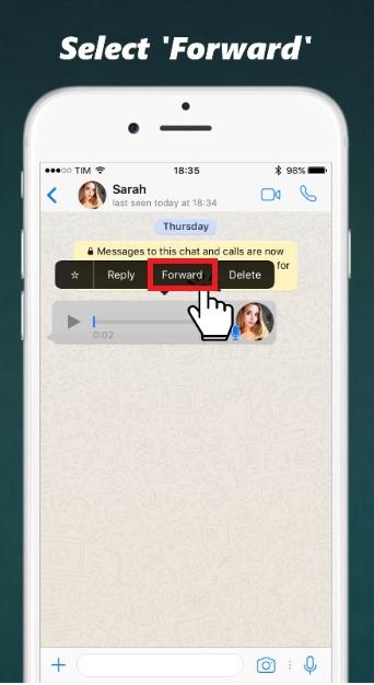 WhatsApp: Cómo pasar mensajes de voz a texto
