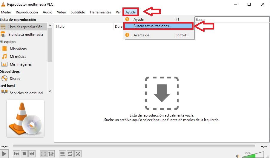 VLC Media Player: Cómo crear una lista de reproducción