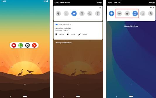 Cómo grabar la pantalla de tu móvil Android