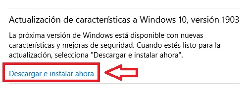 Windows 10: Cómo actualizar manualmente tu sistema operativo