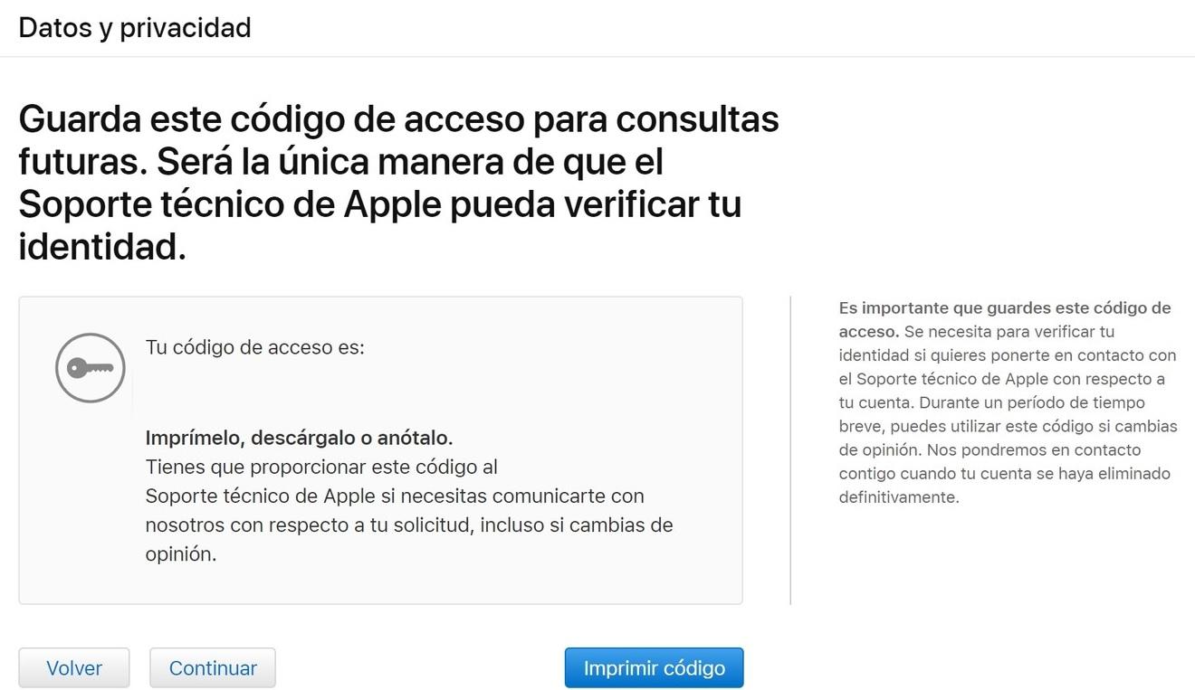 Cómo cerrar y eliminar tu cuenta de iCloud