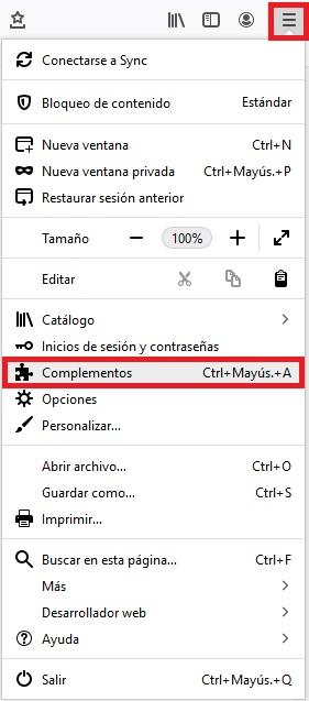 Cómo desactivar las extensiones en Chrome, Firefox, Edge y Brave