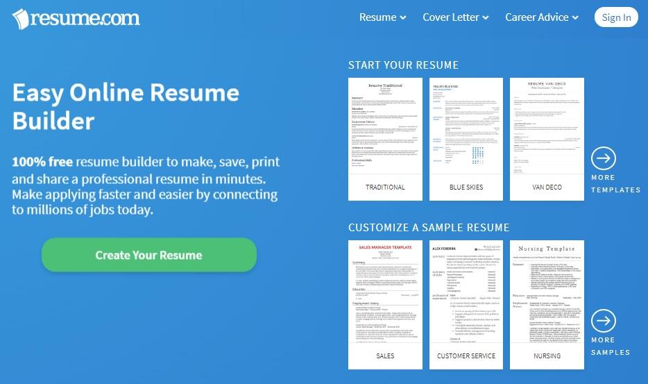 Las mejores aplicaciones gratis para crear tu Currículum Vitae