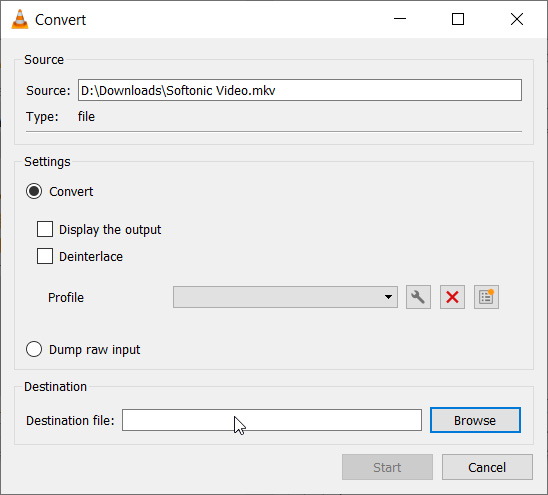 VLC MP4 converter tutorial