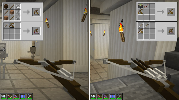 QuiverBow Minecraft
