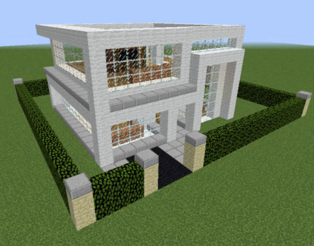 simple cute minecraft house ideas