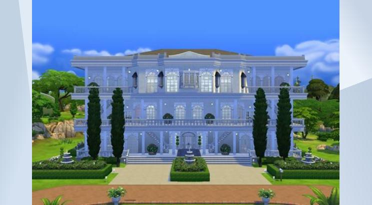 Vandurhaven State para Los Sims 4