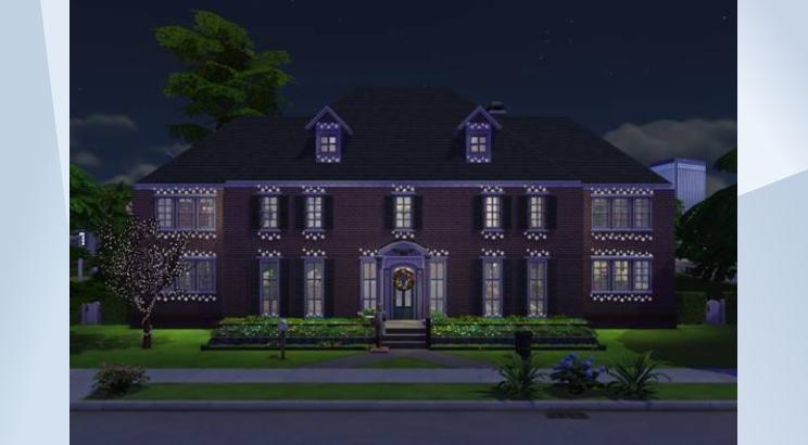 Casa de los McCallister (Sólo en Casa) para Los Sims 4