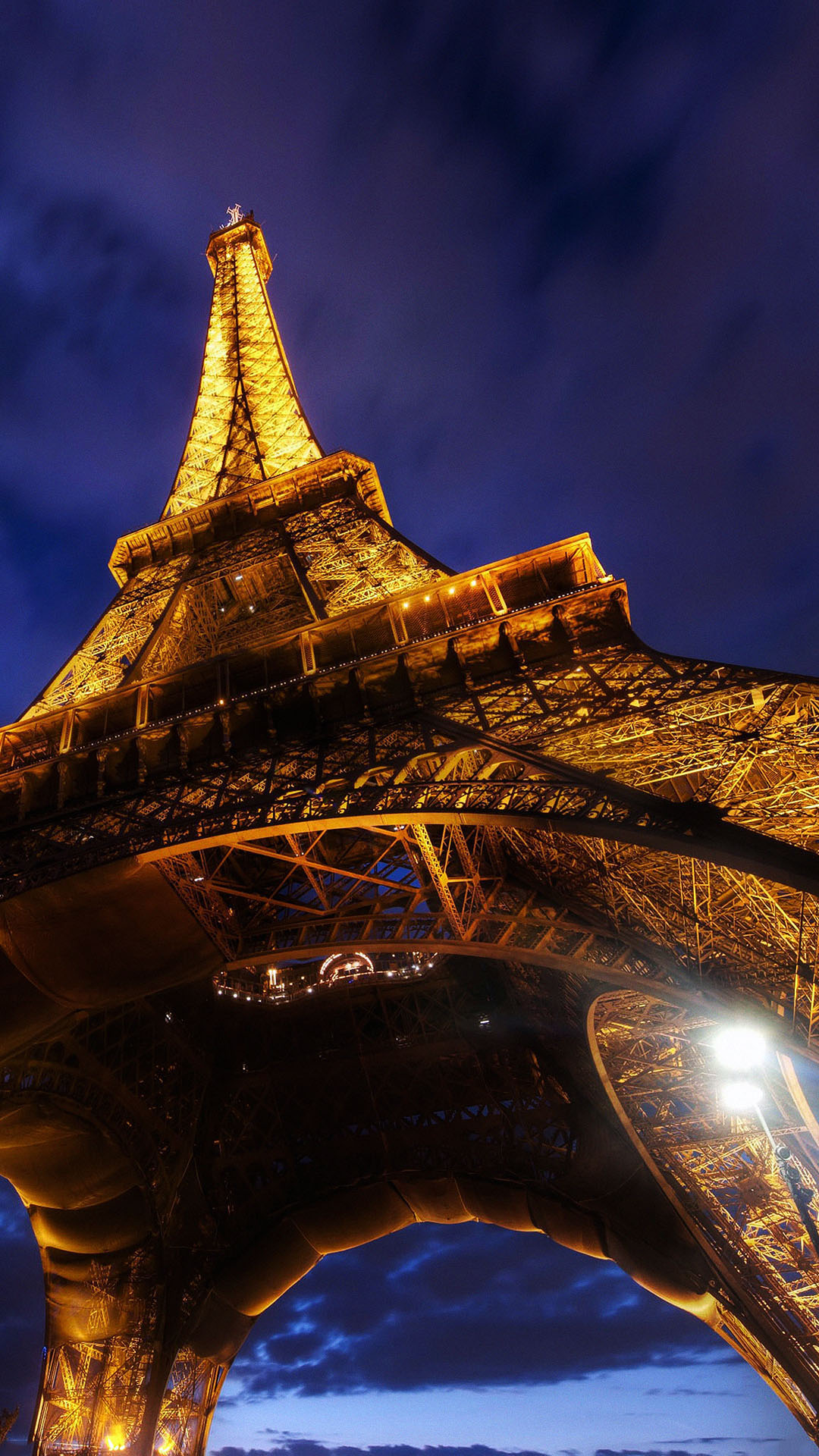 Fondo de pantalla Torre Eiffel