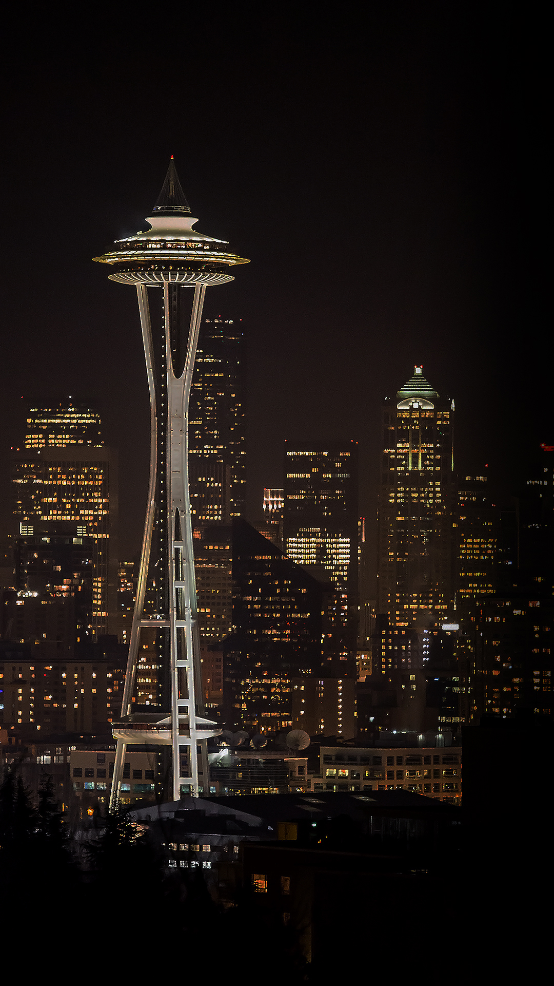 Fondo de pantalla Seattle