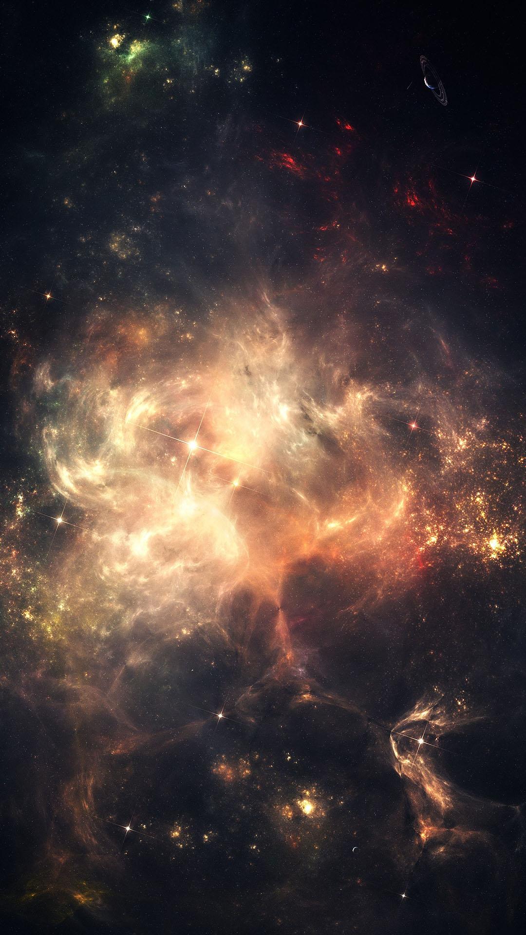 Fondo de pantalla del espacio