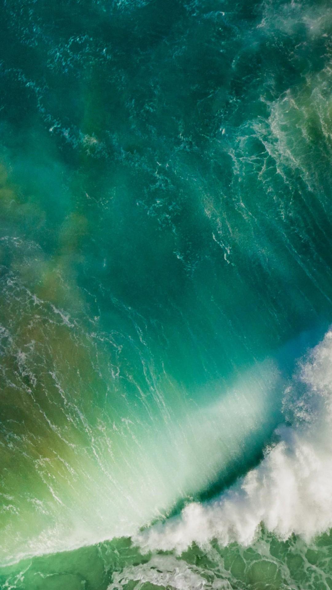 Fondo de pantalla con olas