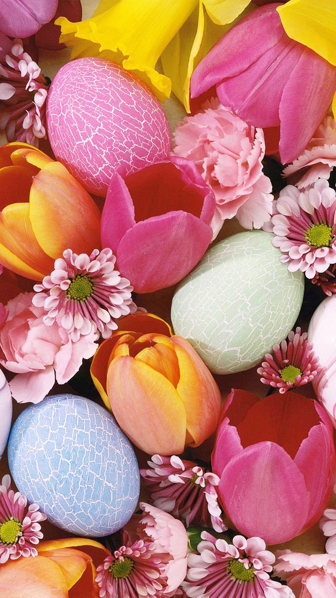 Fondo de pantalla con flores