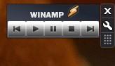 Winamp Desktop Control