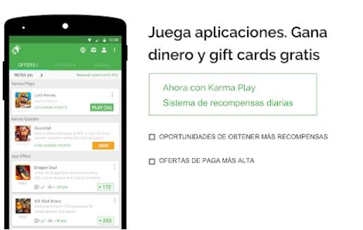 Descripción de AppKarma