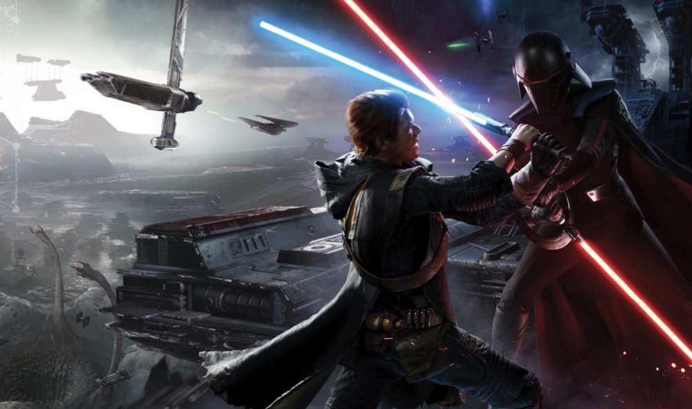 Combate en Star Wars Jedi: Fallen Order