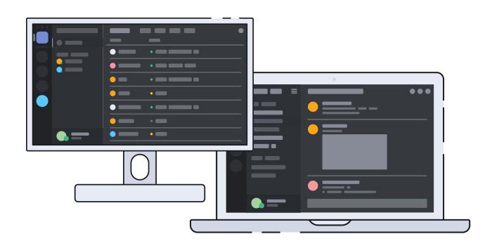 Application Discord Desktop