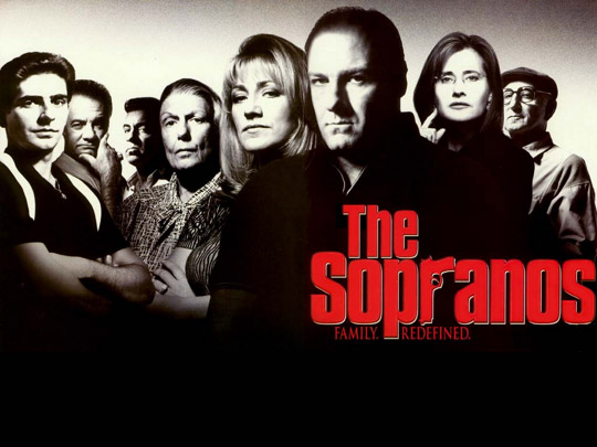 The sopranos on hbo now